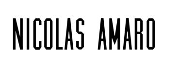 Nicolas Amaro