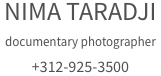 Nima Taradji Photography | Documentary and Visual Story Telling